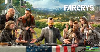 Far Cry 5 ( XBOX ONE ) (РУССКАЯ ВЕРСИЯ)
