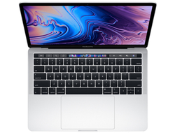Apple MacBook Pro 13 Retina Touch Bar MV9A2 Silver (2,4 GHz, 8GB, 512Gb, Intel Iris Plus Graphics 655)