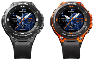 Casio Pro-Trek Smart WSD-F20