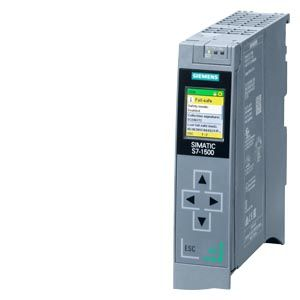 6ES7511-1UK01-0AB0 SIMATIC S7-1500T, CPU 1511TF-1 PN, Central processing unit with Work memory 225 KB for program and 1 MB for data, 1st interface: PROFINET IRT with 2-port switch, 60 ns bit performance, SIMATIC Memory Card required
