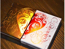Love Art Deck Limited Edition (Gold)