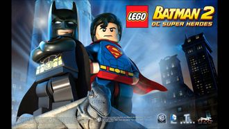 Lego Batman 2 DC Super Heroes (New)[Xbox 360,русские субтитры]
