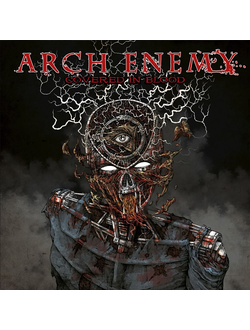 Arch Enemy - Covered In Blood CD DIGI