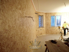 Decorum Stucco Multieffet, Cire Deco - фактура