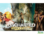 Uncharted: Drake's Fortune  (Sony Playstation 3) (ReSale) (английская версия)