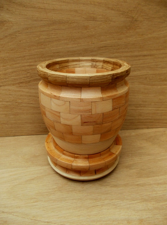 Деревянная посуда ручной работы