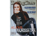 Rolling Stone Germany Magazine May 1996 Alanis Morissette, Sex Pistols Иностранные журналы, Intpress