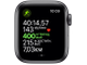 Apple Watch Series 5 40mm Aluminum Case with Sport Band (Серый космос/Чёрный)