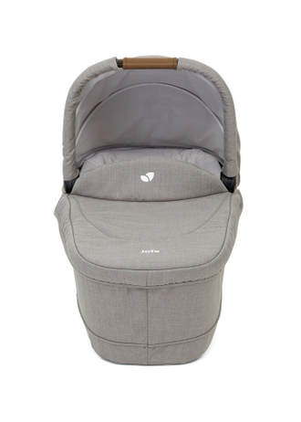 Ramble Carry Cot XL Gray Flannel