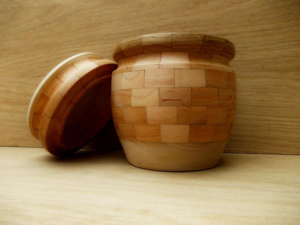 Деревянная посуда в Белоруссии