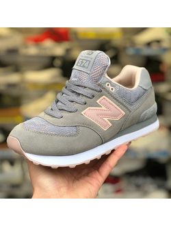 NEW BALANCE 574 GREY ROSE ЖЕНСКИЕ