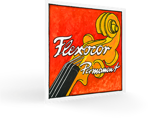 Pirastro Flexocor Permanent violin SET
