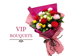 DELUXE BOUQUETS