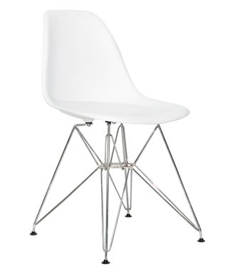 Стул Eames DSR белый Stool Group