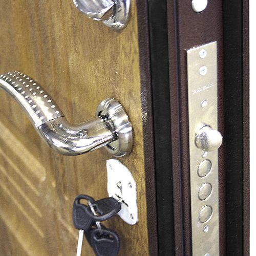 двери железные морозостойкие