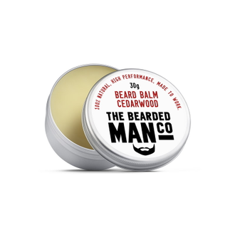 Бальзам для бороды The Bearded Man Company, Cedarwood (Кедр), 30 гр