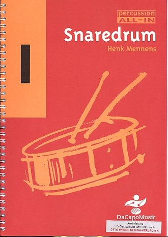 Mennens, Henk Percussion all-in vol.1 : for snaredrum