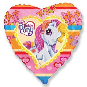 Сердце my little Pony