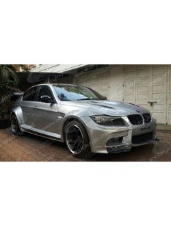 Обвес для BMW E90 2006-2010 VRS GTR STYLE FULL BODY KIT