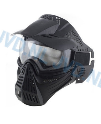 Шлем Shocq Mask Tactical Gear для Арчери Таг