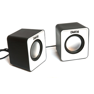 Колонки Dialog colibri AC-02UP 6W (2X3BT)