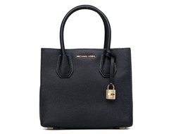 Сумка MICHAEL KORS Mercer Large Tote (Синяя)
