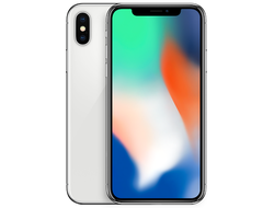 iPhone X 64gb Silver - A1901