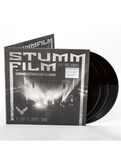 LONG DISTANCE CALLING - Stummfilm - Live from Hamburg 3-LP