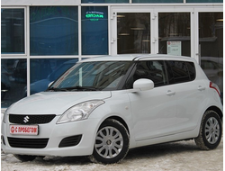Suzuki Swift GL 1.2 MT (94 л.с.) 2011 год