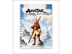 Тетради Аватар: Легенда об Аанге / Avatar: The Last Airbender