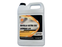 Shell Rotella Ultra ELC Antifreeze/Coolant PRE-DILUTED 50/50  4л