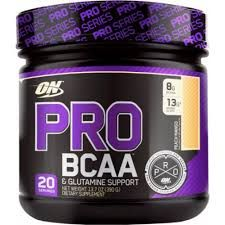 Optimum Nutrition Pro BCAA 390 грамм