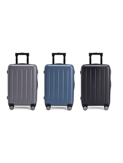 "Чемодан 90 Points Suitcase 1A 26"" 80 л (серый)"