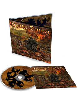 Grave Digger - Fields of blood CD