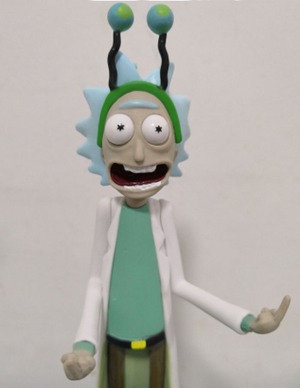 Фигурка Рик Санчез Rick Peace Among Worlds