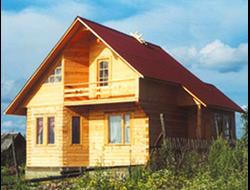 Дом из бруса от компании ООО Дома Сибири