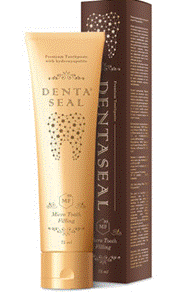 Denta Seal prophylactic toothpaste with whitening effect