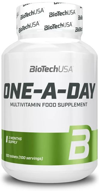 Biotech One-A-Day