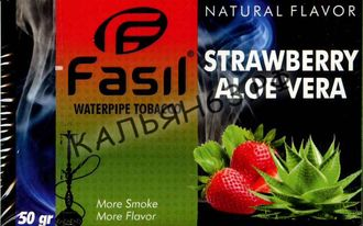 Fasil Strawberry aloe vera 50 гр.