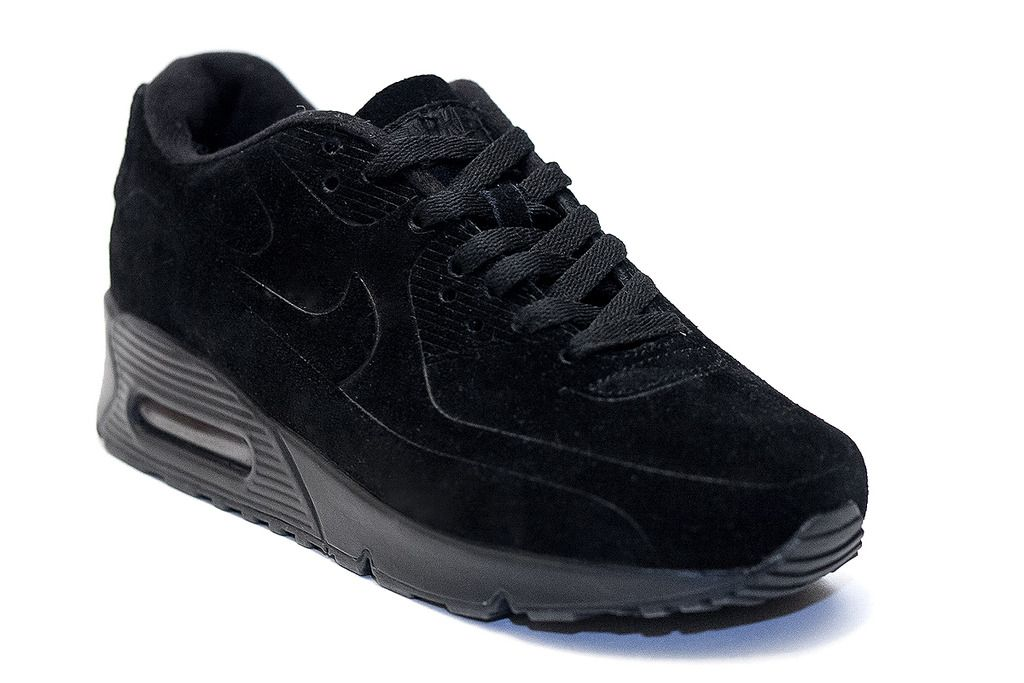 754f6cd8 Кроссовки Nike Air Max 90 VT Черные мужские арт. N67