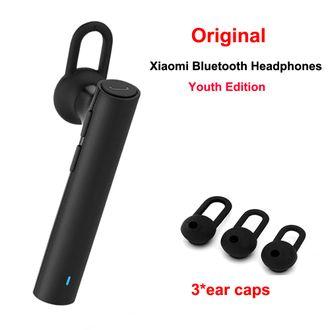 Bluetooth-гарнитура Xiaomi Mi Bluetooth headset Black