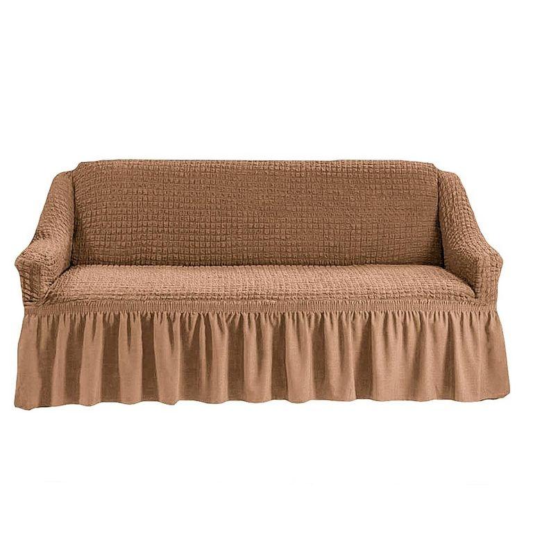 Чехол на диван, Песочный 230