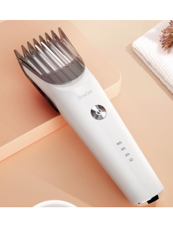 Машинка для стрижки Xiaomi ShowSee electric hair clipper белая