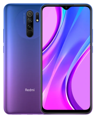 Смартфон Xiaomi Redmi 9 3/32GB SUNSET PURPLE GLOBAL VERSION (M2004J19G)