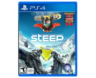игра для PS4 Steep