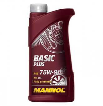 Mannol Basic Plus SAE 75W90 (1 литр)