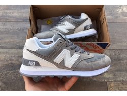 Кроссовки New Balance 574 Gray/White
