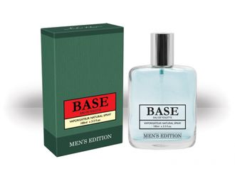Base eau de toilette for men