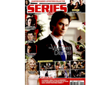 SERIES LIVE Magazine № 14 December 2015 Ian Somerhalder, The Vampire Diaries Cover ИНОСТРАННЫЕ ЖУРНА