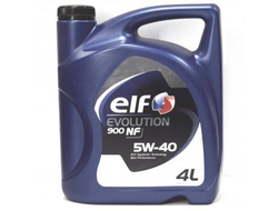 Моторное масло ELF Evolution 900 NF 5W-40 (4л)
